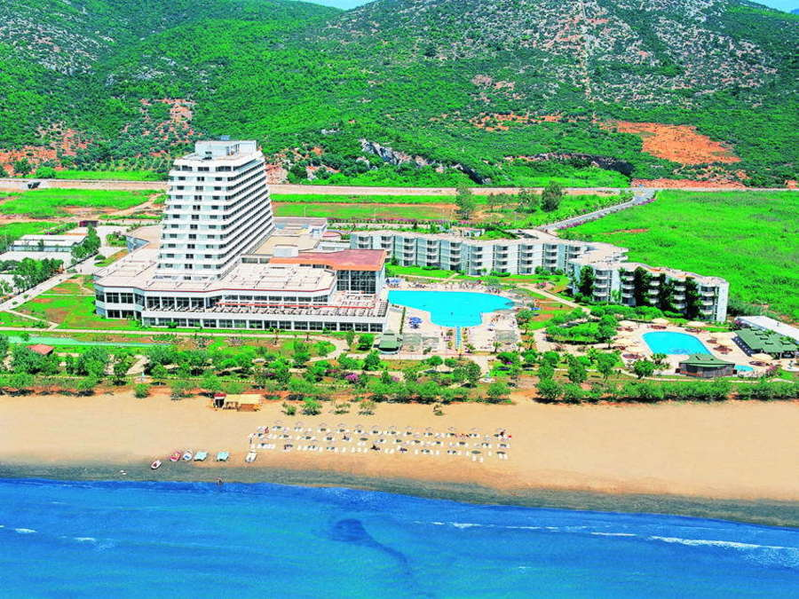 Palm Wings Ephesus Beach Resort 5*