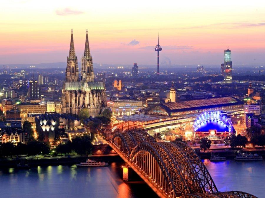 Будапешт - Вена - Дрезден* - Прага
