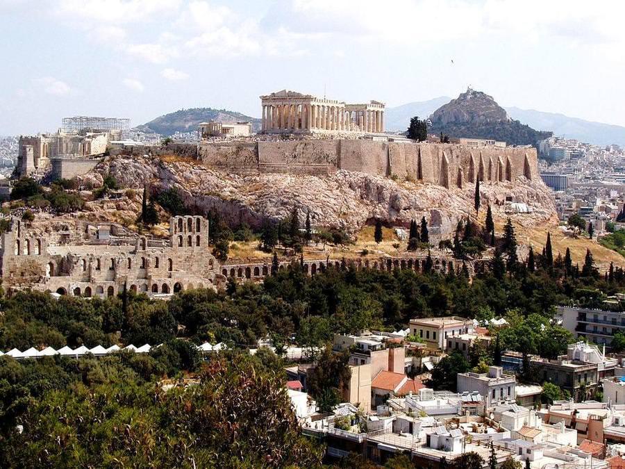 Что посмотреть в Афинах и окрестностях