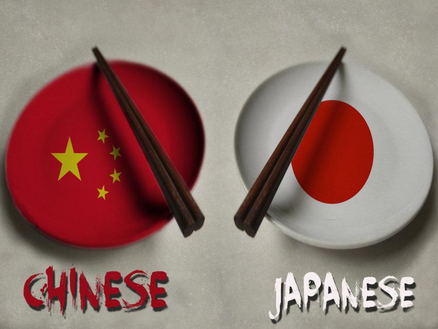 Китай или Япония