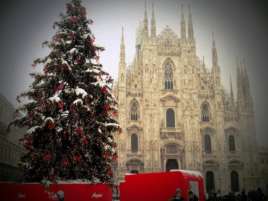 Рождественские ярмарки в Риме и Милане