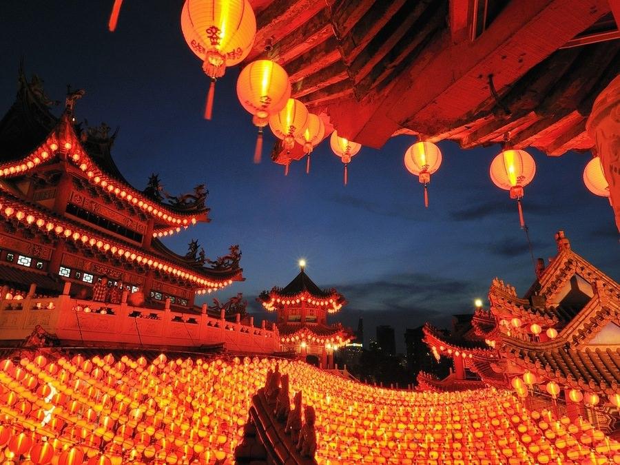 Пекин - Сиань - Хуашань - Лоян