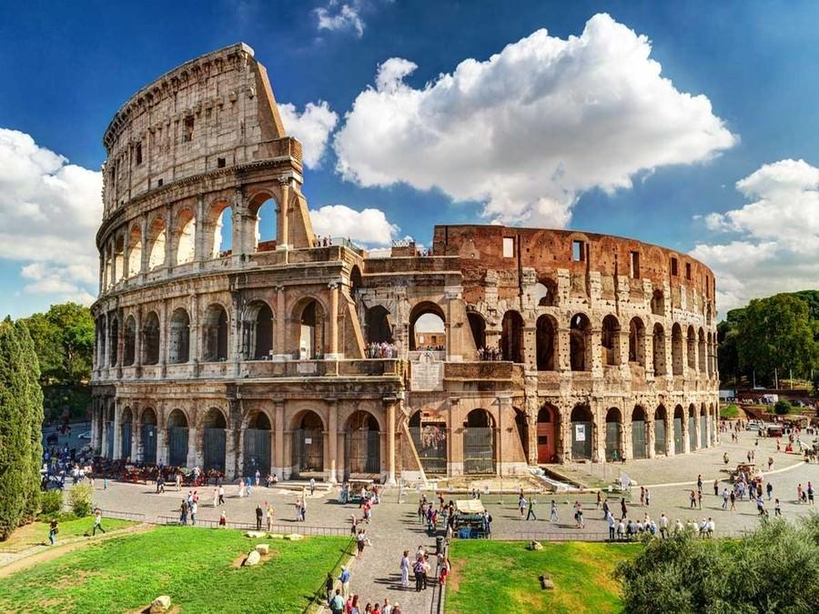 Weekend в Риме