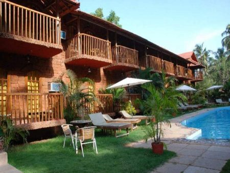 Sea Breeze Inn Calangute 3*