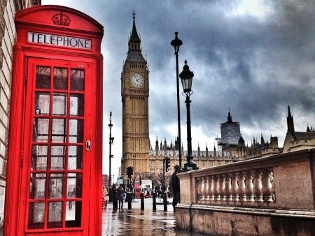 Классика Лондона