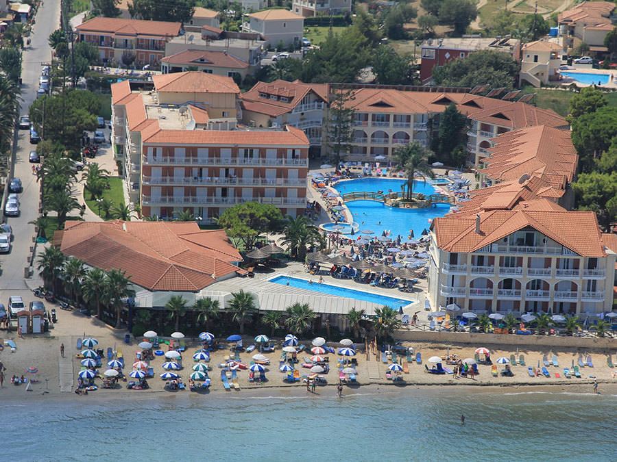 Tsilivi Beach 3*