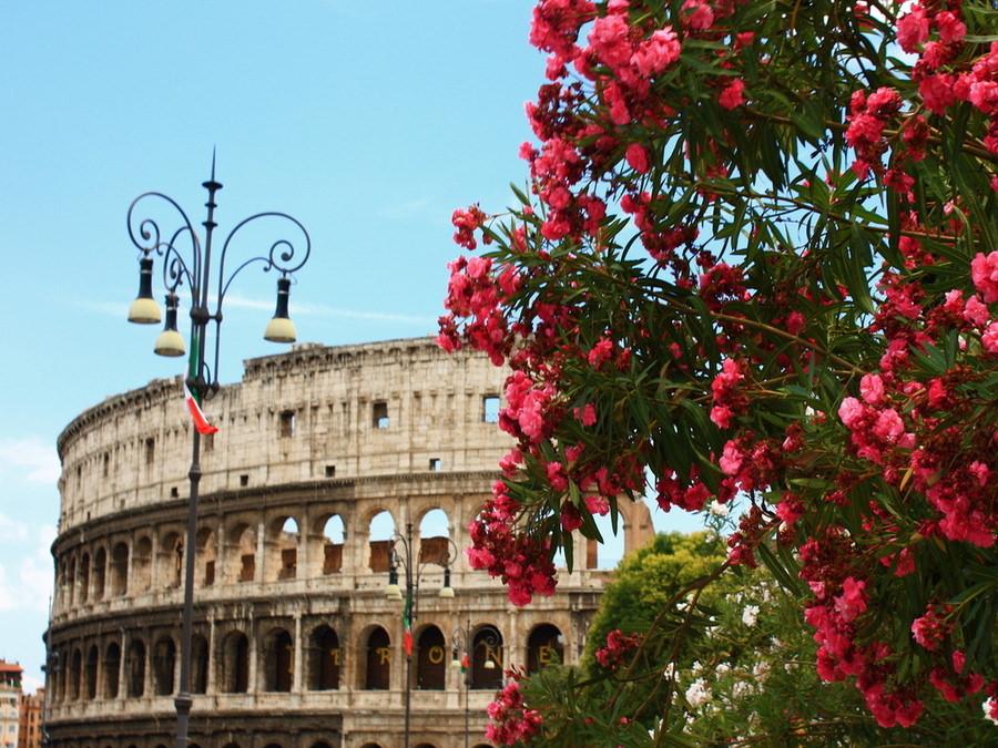 Неделя в Риме