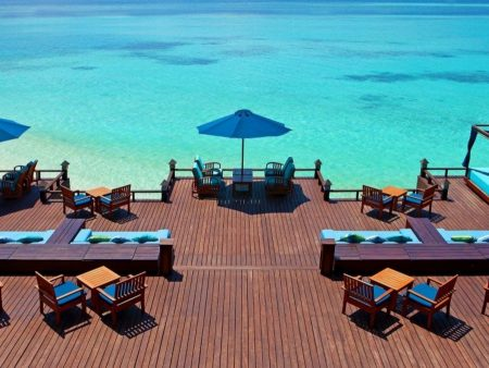 Sheraton Maldives Full Moon Resort 5*
