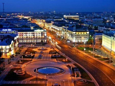 Экскурсия «Вечерний Минск»