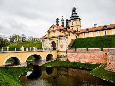 Экскурсия «Архитектурные и исторические памятники Мира и Несвижа»