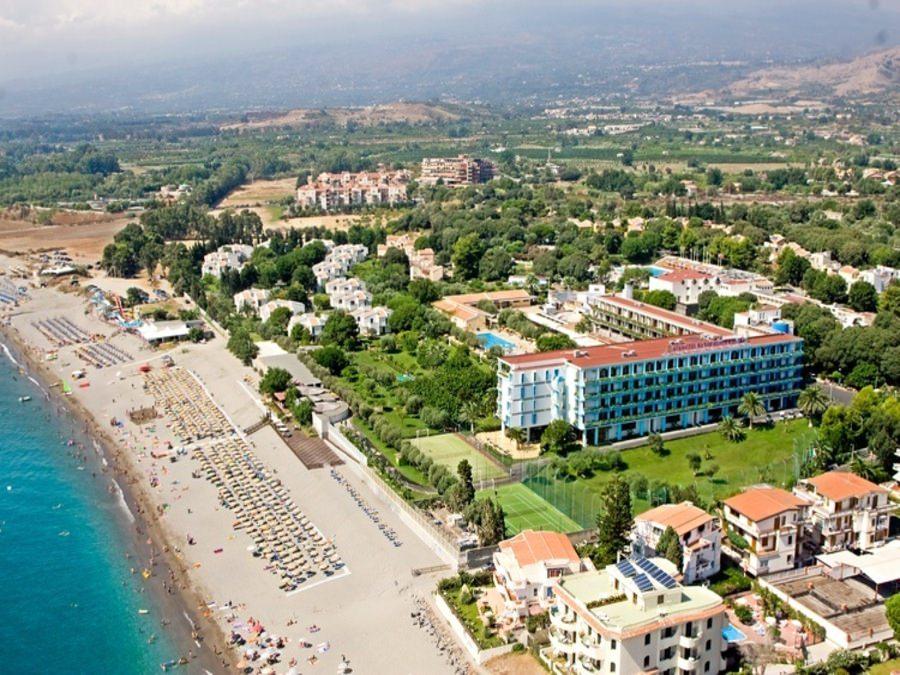Atahotel Naxos Beach Resort 4*