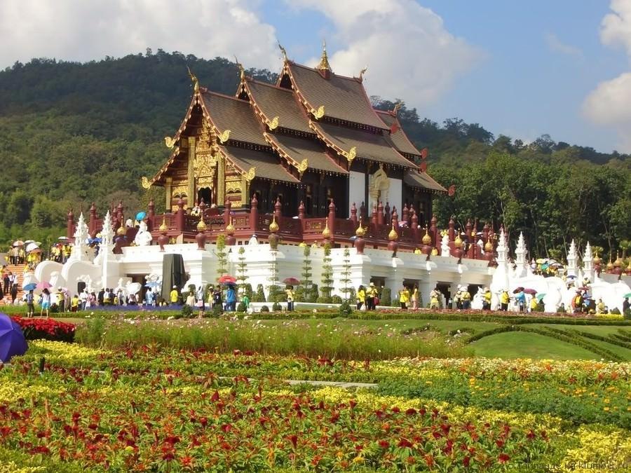 Экскурсионный тур по северному Таиланду
