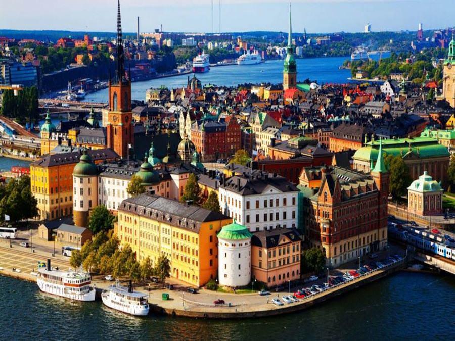 Большое путешествие по Скандинавии и Прибалтике