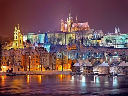Будапешт — Вена — Дрезден* — Прага