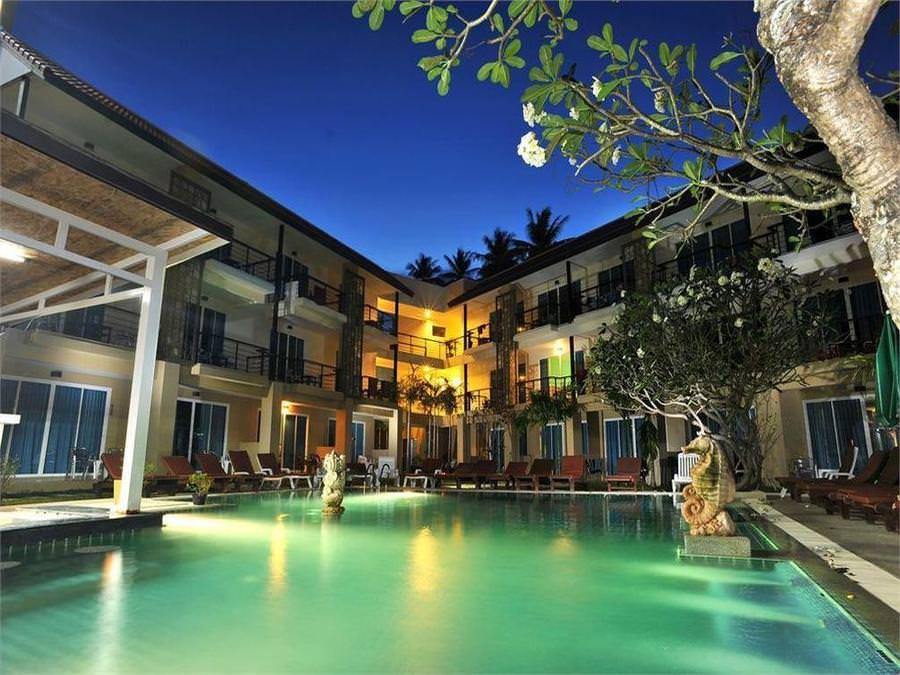 Baan Karon Resort 3*