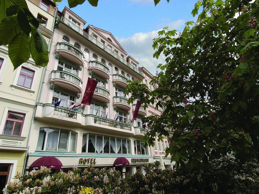 отель Jessenius в Чехии