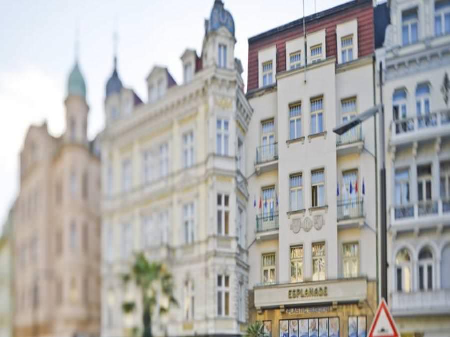 отель Esplanade