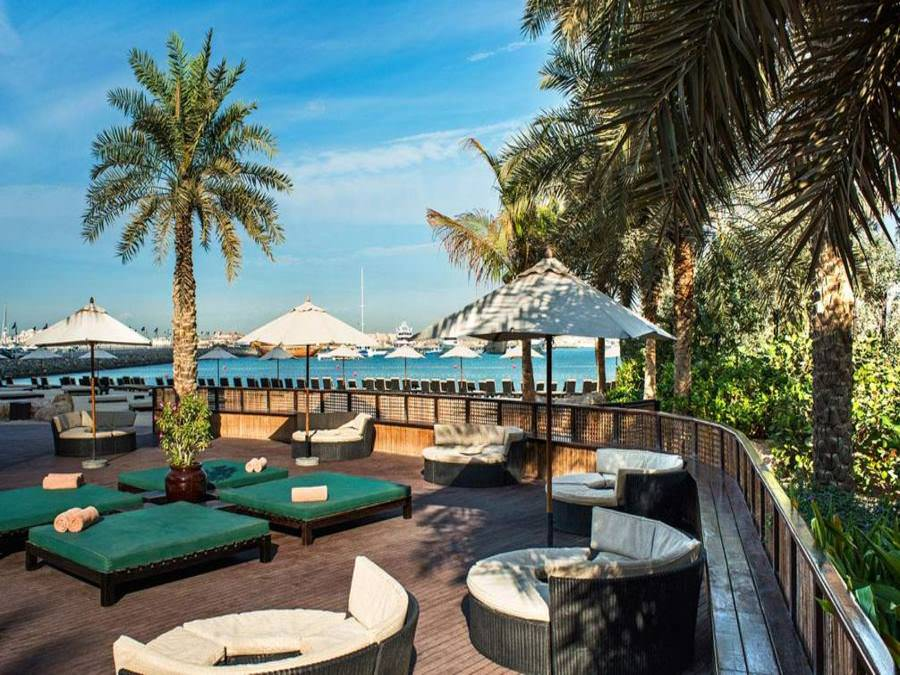 Le Meridien Mina Seyahi Beach Resort & Marina 5*