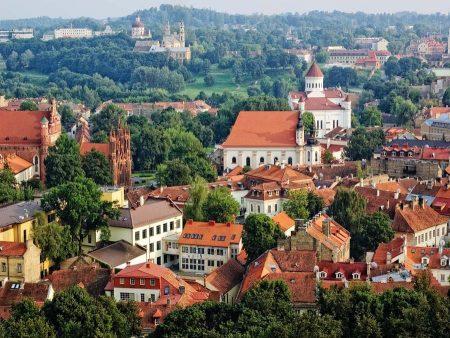 Уикенд в Литве