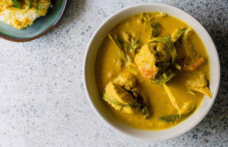 Kandukukulhu - мальдивское блюдо