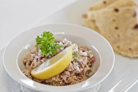 Mashuni - блюдо мальдивской кухни