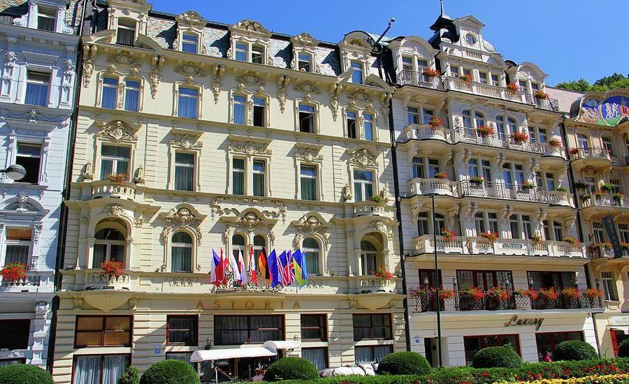 отель Astoria в Карловых Варах