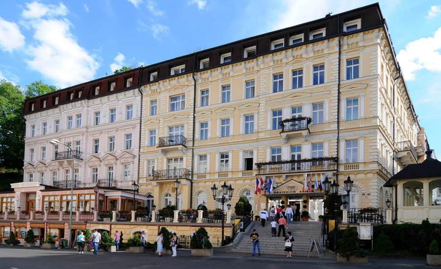 отель Krivan в Карловых Варах