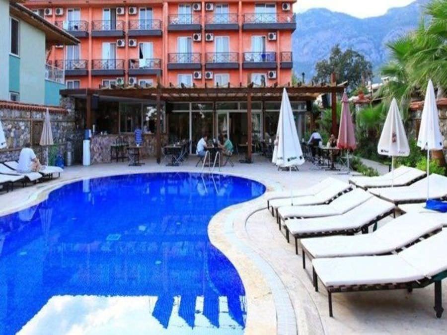 Отдых в Турции в отеле Venus Beach Hotel 3*