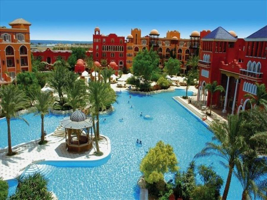 The Grand Resort Hurghada 5*