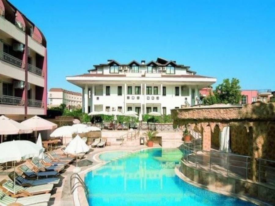 Отель  Botanik Magic Dream 4*  в Турции