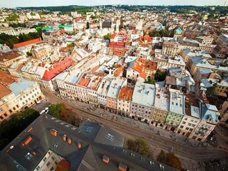 Молодежный тур во Львов