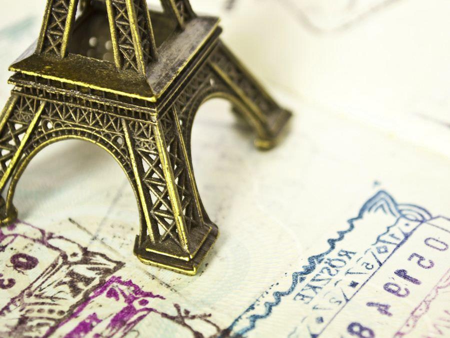 Туристическая Шенген виза во Францию