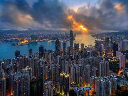 Пекин-Гонконг с отдыхом на море