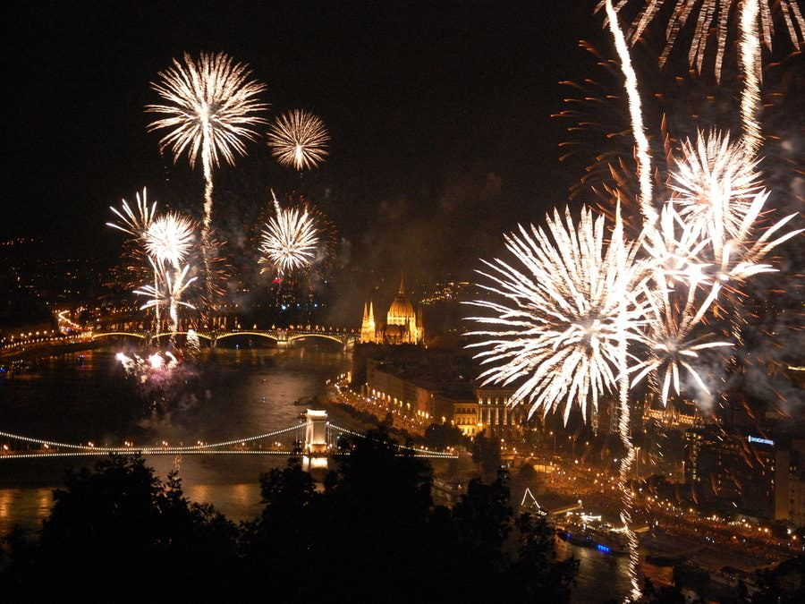 Встречаем Новый год в Будапеште