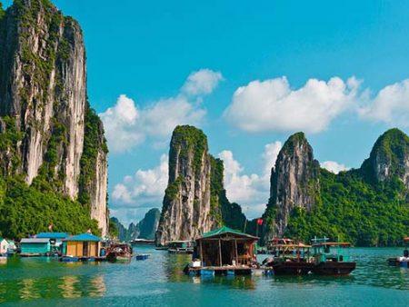 Вьетнам с севера на юг с отдыхом на море