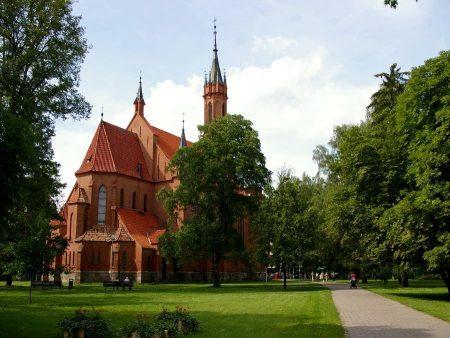 Вильнюс-Друскининкай-Варшава