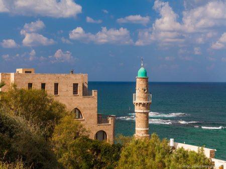На неделю в Израиль