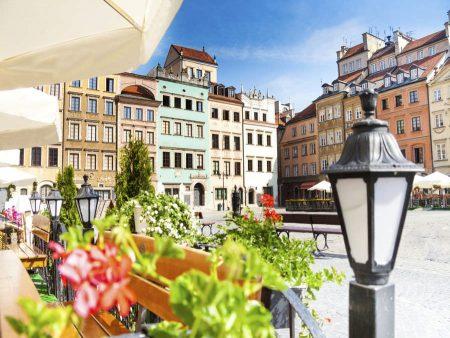 Варшаву можно полюбить
