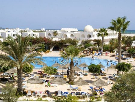 Sun Connect Djerba Aqua Resort 4*