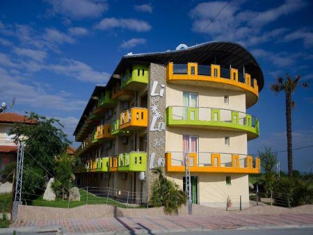 Lilalo Studios Apart-Hotel 2*