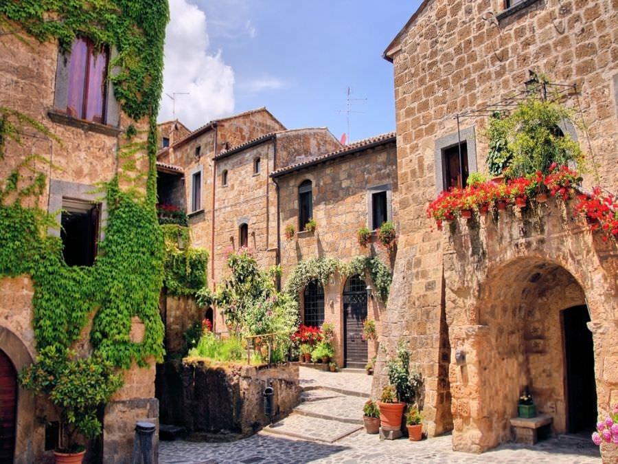 Многократная туристическая Шенген виза в Италию
