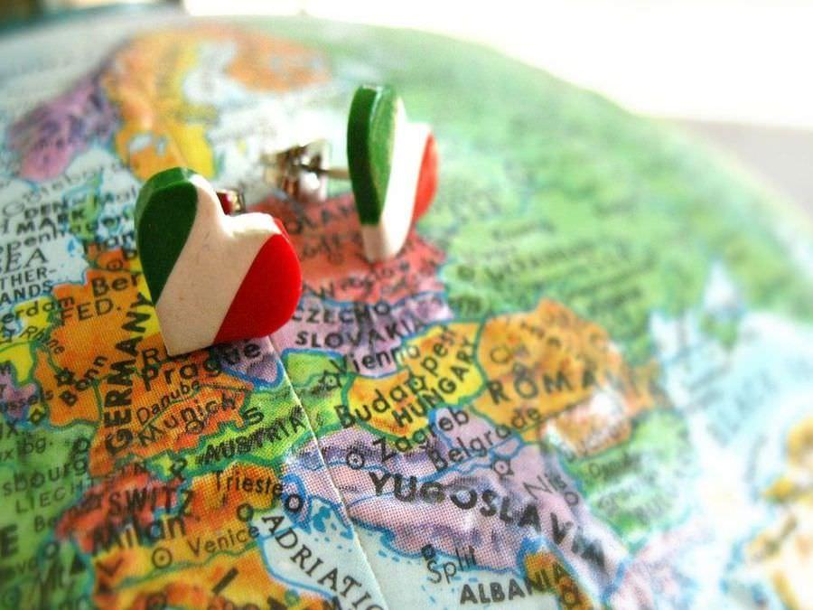 Однократная туристическая Шенген виза в Италию