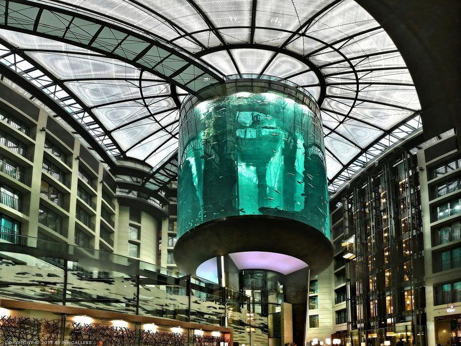 Лифт «Aqua Dom»