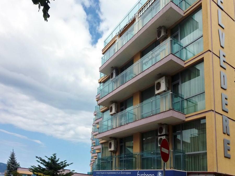 Апартаменты Belvedere 3*