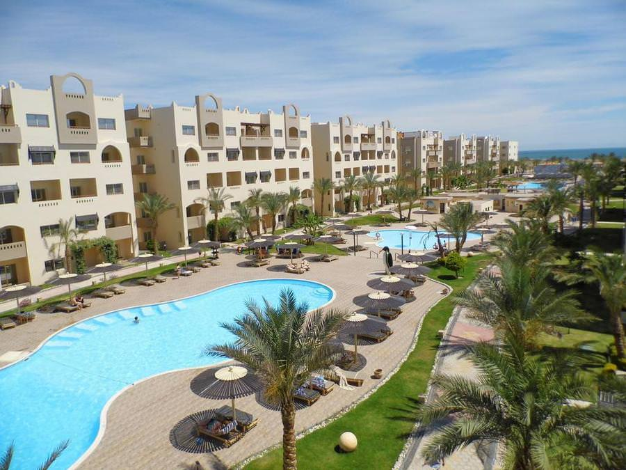 Горящий Египет. Nubia Aqua Beach Resort 5*