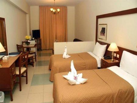 Aqua Vista Hotel & Suites 3*