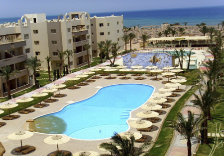 Nubia Aqua Beach Resort 5*