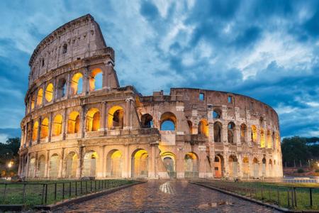 Бон вояж. Путешествие по Италии