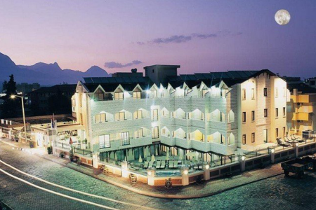 HIMEROS LIFE HOTEL 4 *