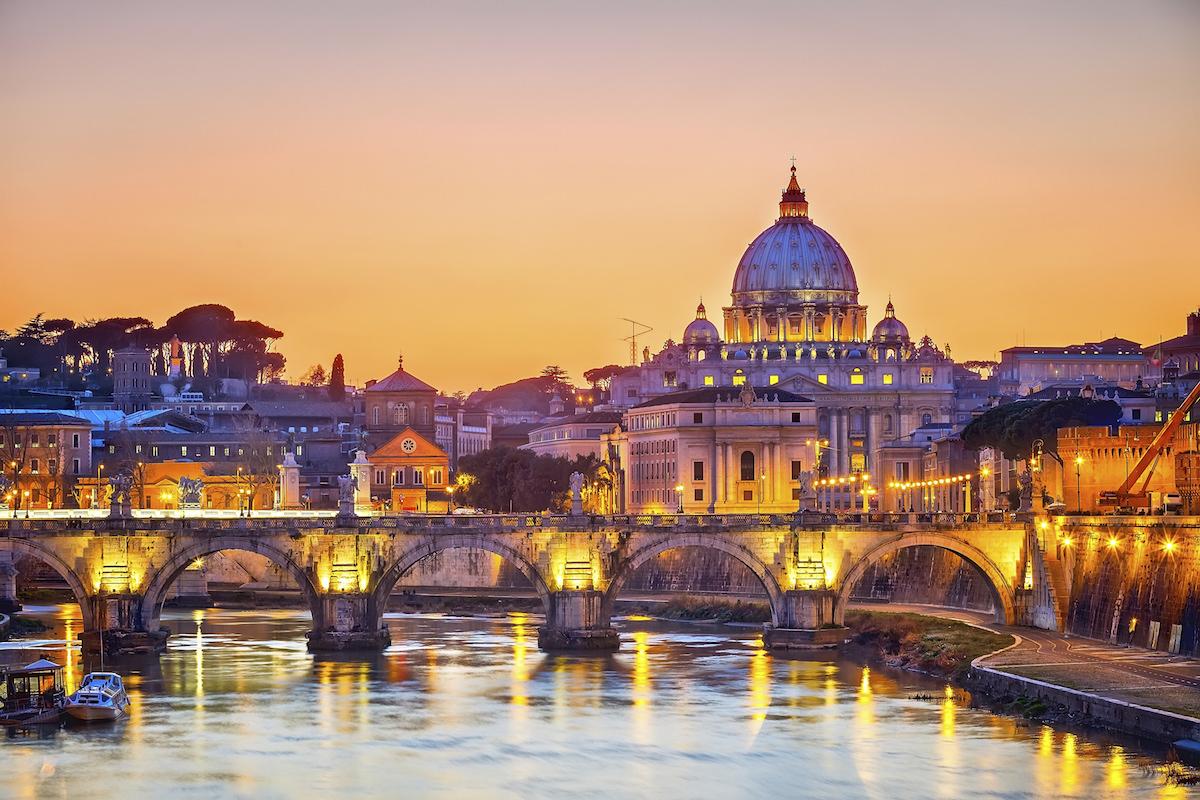 Веселое итальянское путешествие + ОТДЫХ НА ДВУХ МОРЯХ